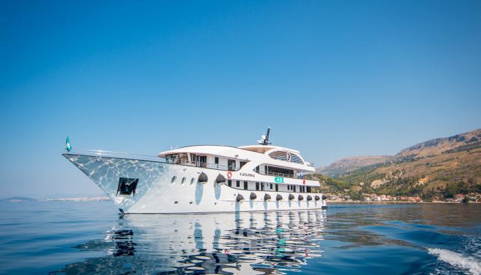 Deluxe navire de croisière MV Katarina