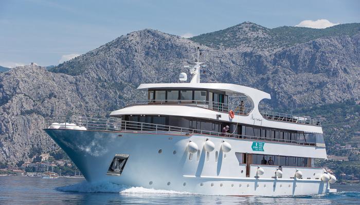 Deluxe navire de croisière MV My Way