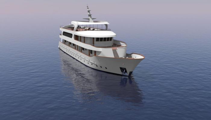 Deluxe navire de croisière MV Adriatic Sky