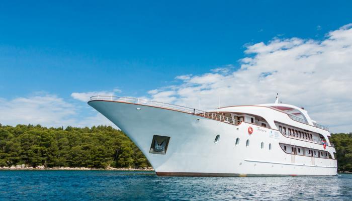 Deluxe navire de croisière MV Futura