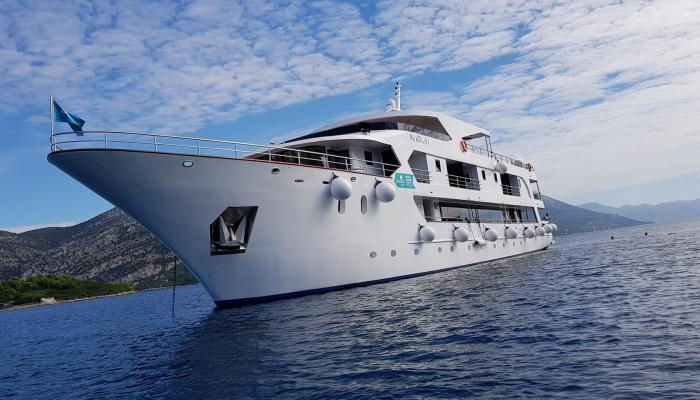Deluxe navire de croisière MV Markan