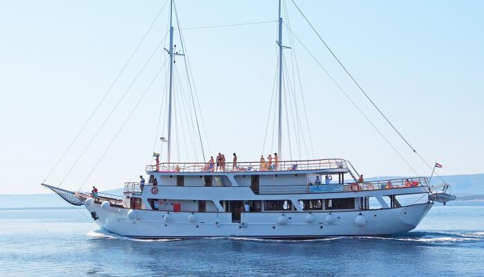 Premium navire de croisière MV Dionis