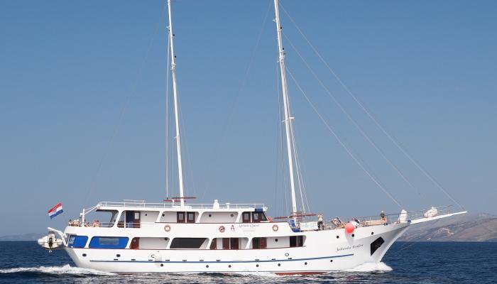 Premium navire de croisière MV Adriatic Queen
