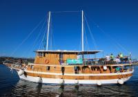 Navire de croisière traditionnel Dalmatinka