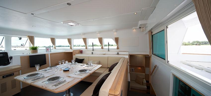 catamaran Lagoon 500 '08