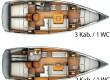 Sun Odyssey 409  louer bateau