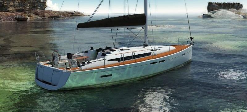 bateau à voile Sun Odyssey 439