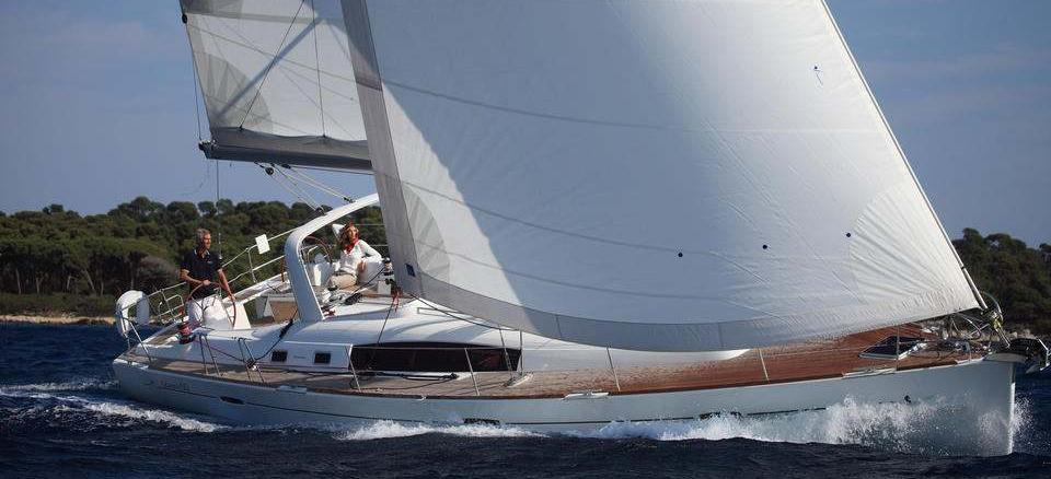 bateau à voile Oceanis 50 Family