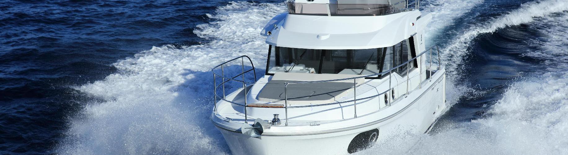 moteur bateau Swift Trawler 30