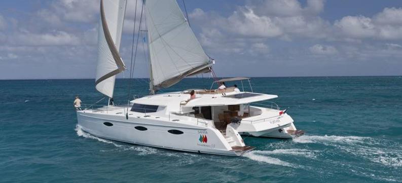 catamaran Sanya 57