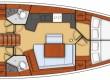 Oceanis 45  location bateau à voile Grèce