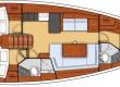 Oceanis 41  location bateau à voile Grèce