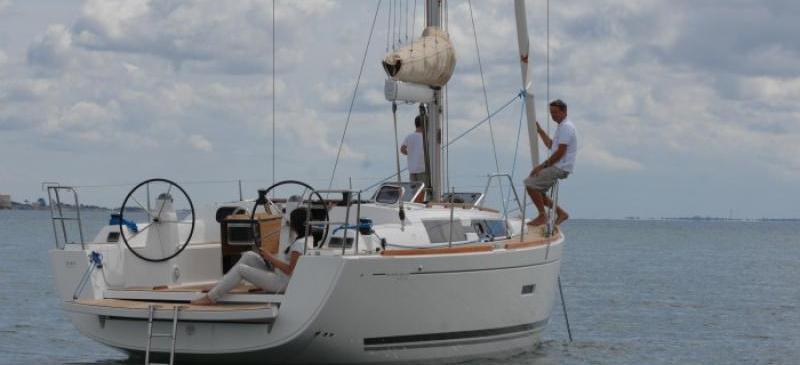 bateau à voile Dufour 335