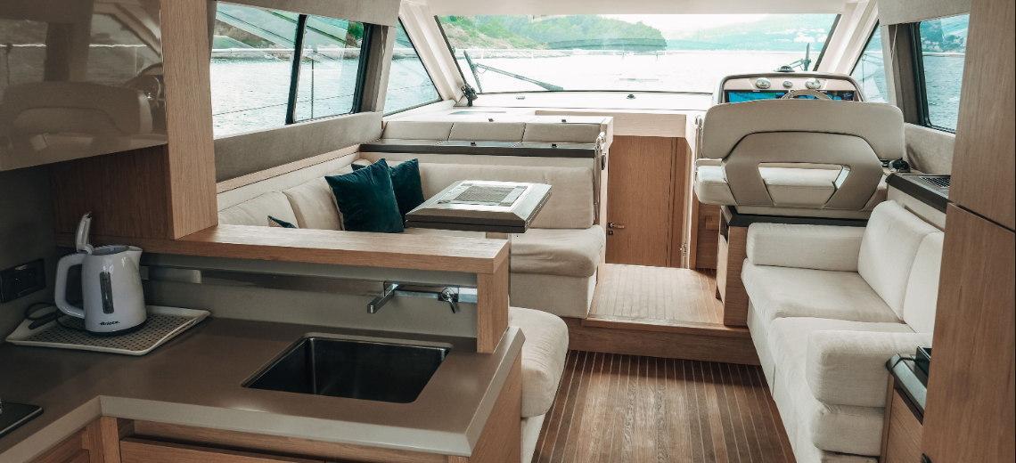 moteur bateau Monte Carlo 5