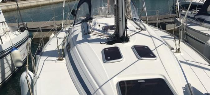 bateau à voile Bavaria 36 Cruiser