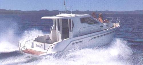 moteur bateau SAS Vektor 950