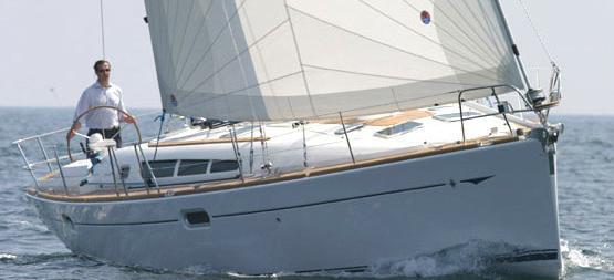bateau à voile Sun Odyssey 45