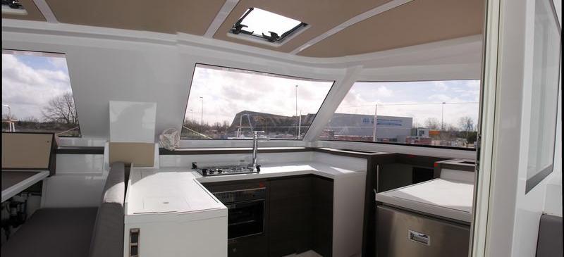 catamaran Nautitech 40 Open