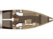 Dufour 382  location bateau à voile Croatie