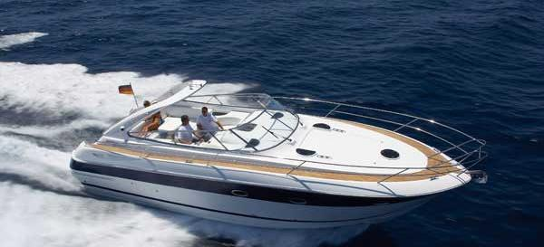 moteur bateau Bavaria 37 Sport