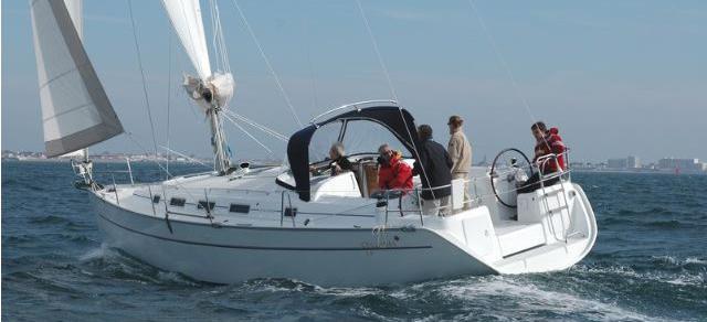 2008. Cyclades 39.3
