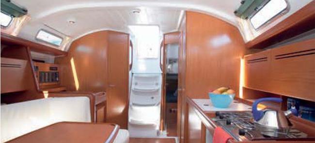 bateau à voile Cyclades 39.3