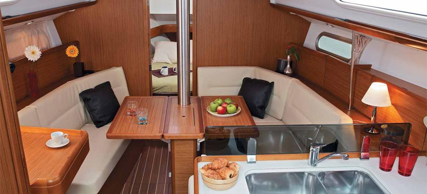 bateau à voile Sun Odyssey 36i