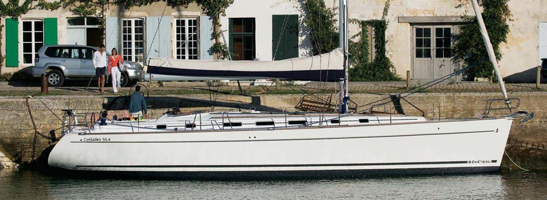 2009. Cyclades 50.5