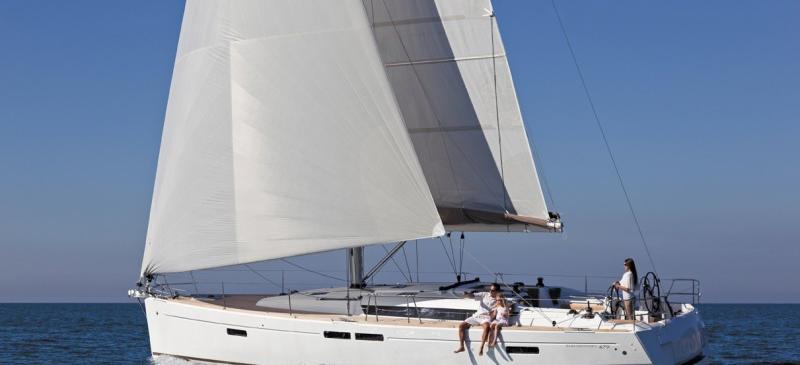 bateau à voile Sun Odyssey 479