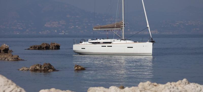 bateau à voile Sun Odyssey 419