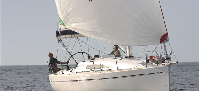 bateau à voile Elan 340