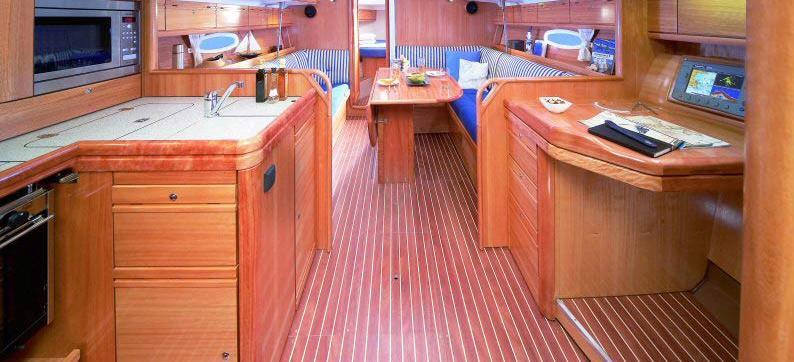 2008. Bavaria 38 Cruiser