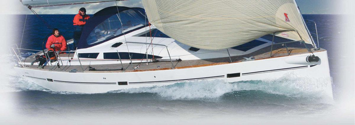 bateau à voile Elan 450