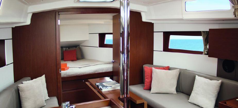 bateau à voile Oceanis 35.1