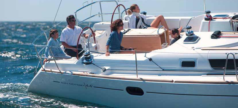 bateau à voile Sun Odyssey 44i