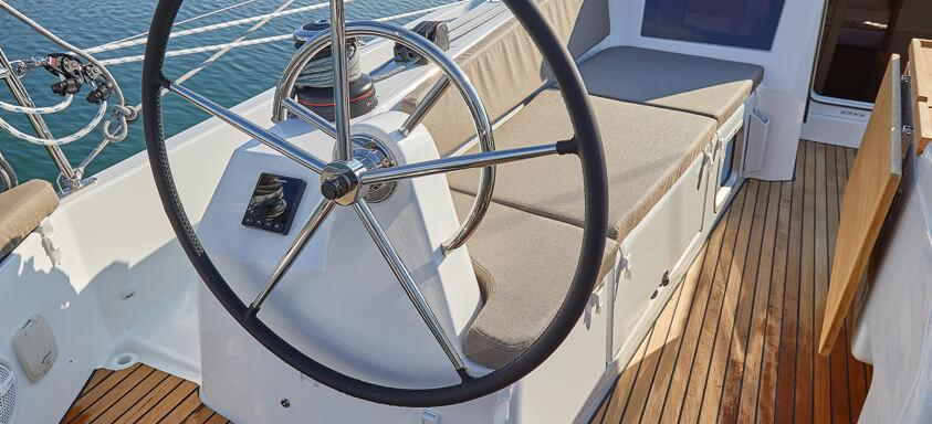 bateau à voile Sun Odyssey 410