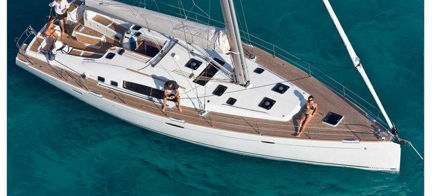bateau à voile Oceanis 54