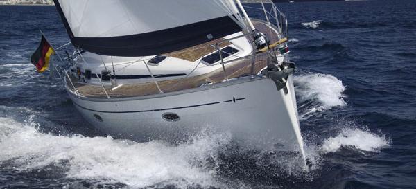 bateau à voile Bavaria 39 Cruiser