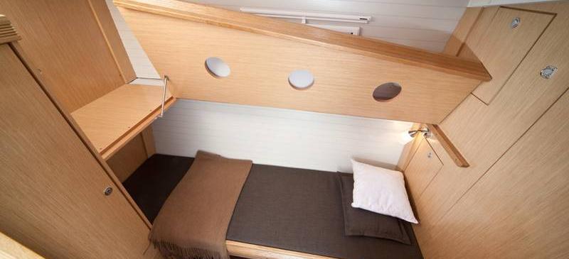 bateau à voile Bavaria Cruiser 55