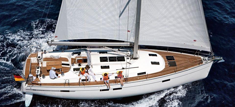 bateau à voile Bavaria Cruiser 45
