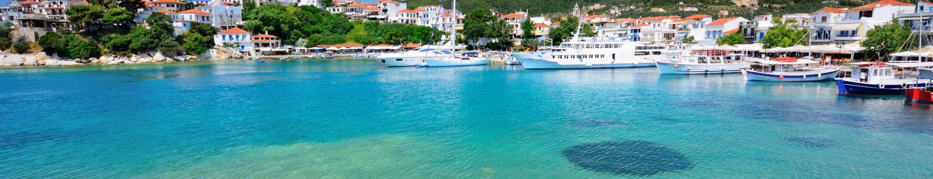 Evia et Sporades