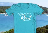 Yacht-Rent T-shirt  Concours Photo