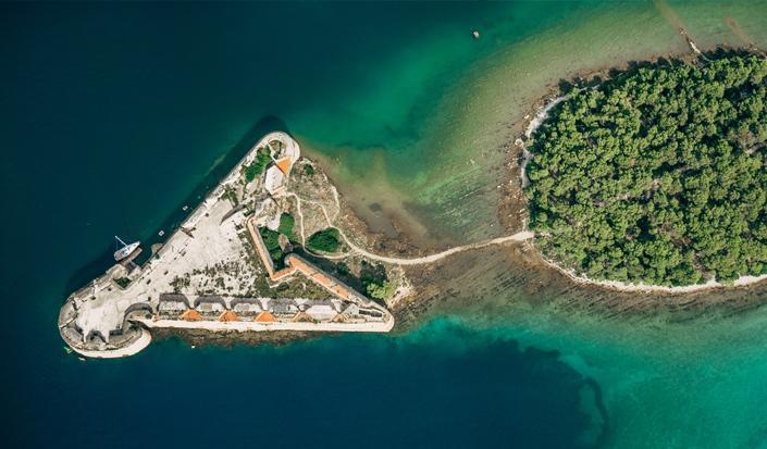 Une journée dans la ville de Šibenik avec ses deux monuments classés par l'UNESCO