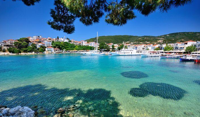 Un guide pour naviguer dans les iles Sporades, en Grèce