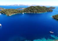Mljet - havre forestier del Adriatique