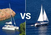 Catamaran ou monocoque, que choisir ?
