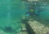 Le port de Silbio - sur les traces de l'antiquité