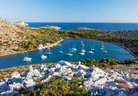 Diversité régionale de l'offre de location en Croatie
