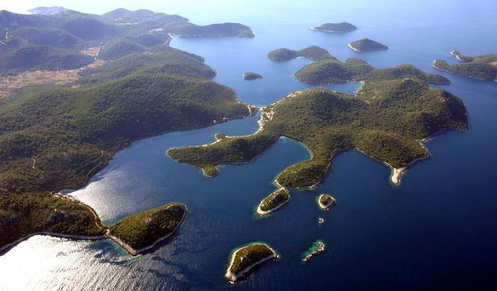 Sites de croisiere en Croatie
