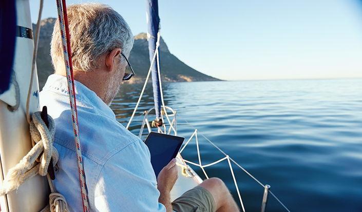 La voile d'argent – Vous pensez être trop vieux pour la voile ?